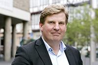 Porträtfoto von Prof. Dr. Sören Auer