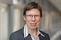Porträtfoto von Dr. Irina Sens